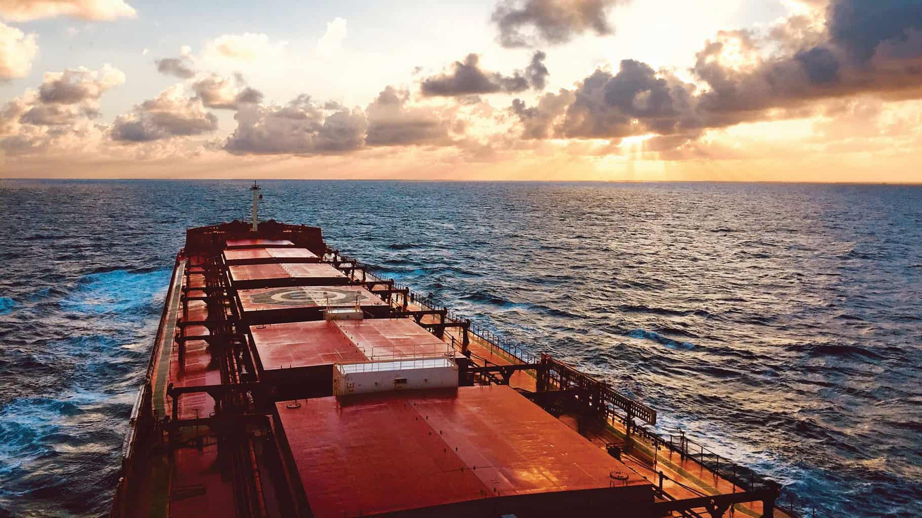 Scorpio Bulkers' stock up as mid-sized ships join the rate party