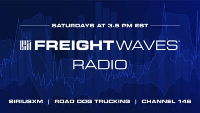 Photo of FreightWaves Radio preview:  talking company closures,  technology in the truck