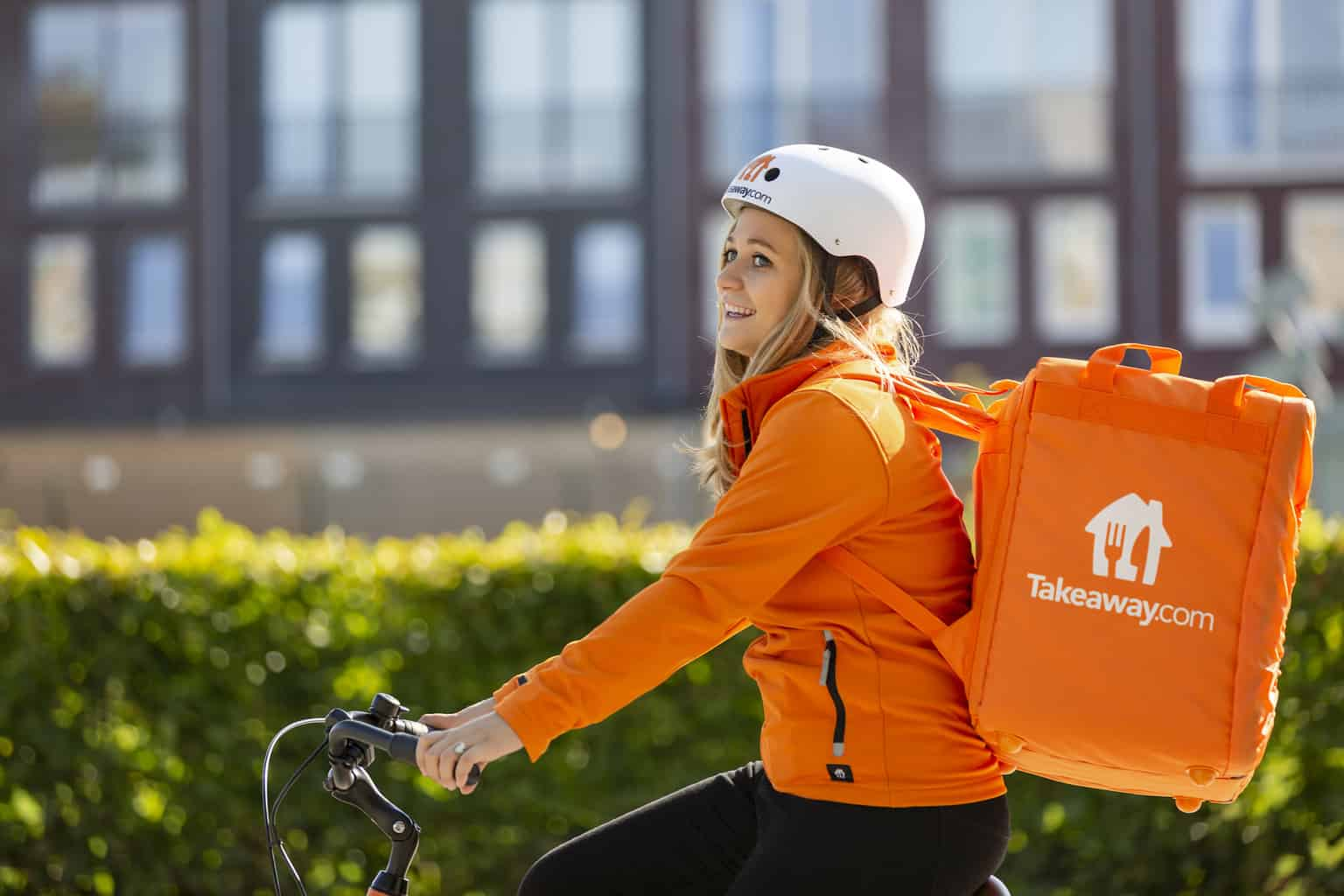 Takeaway.com and Just Eat merge to become a global superpower in on-demand food delivery (Photo: Takeaway.com)