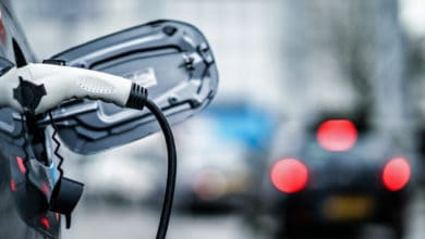 The U.K. mandates installation of electric vehicle charging points in new buildings (Photo: iStock)