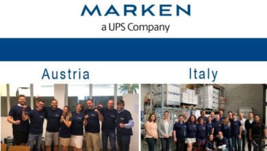 UPS' Marken consolidates European presence by acquiring three companies (Photo: Twitter/Marken)