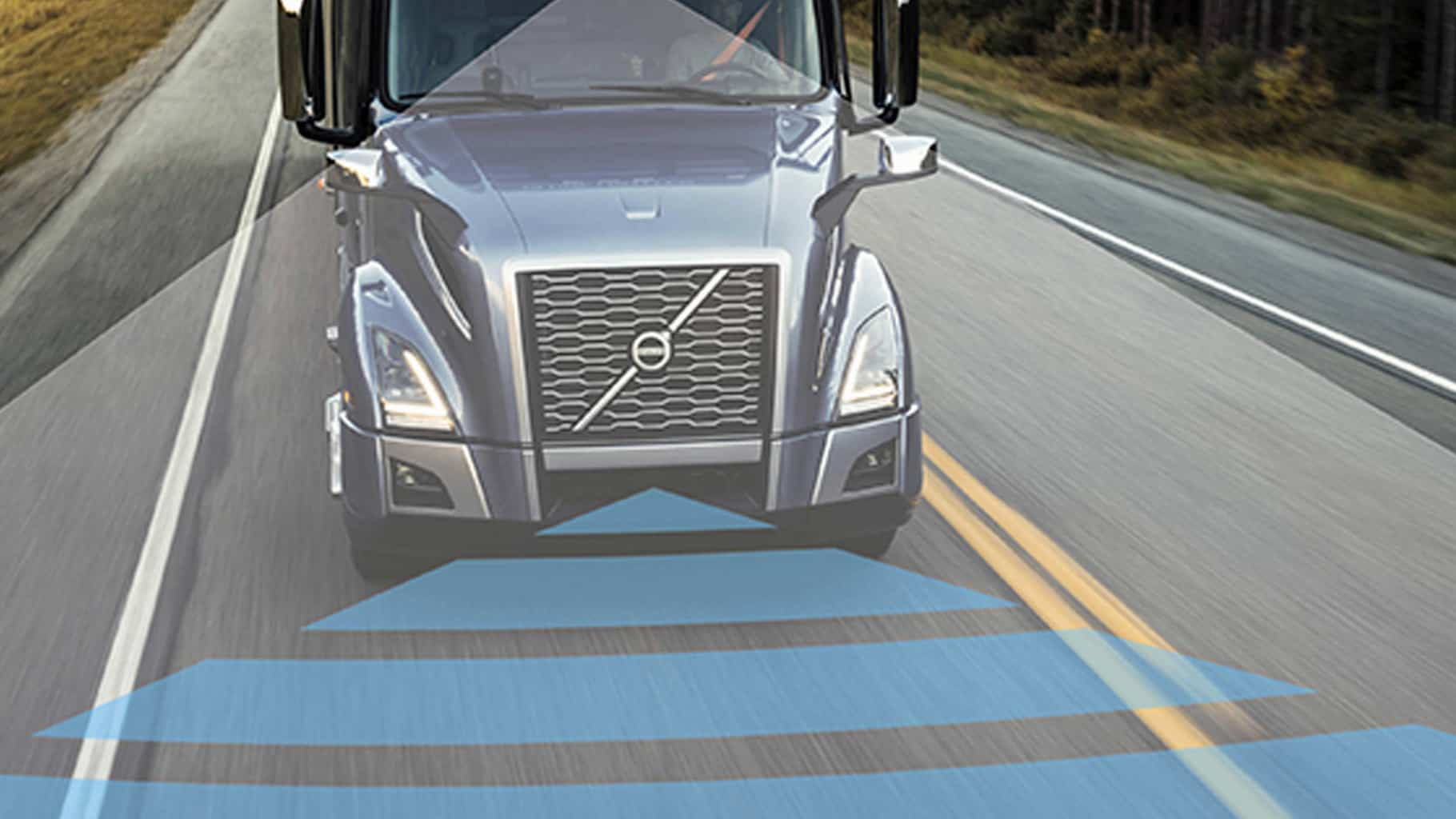 Volvo Trucks makes active safety standard on most models via