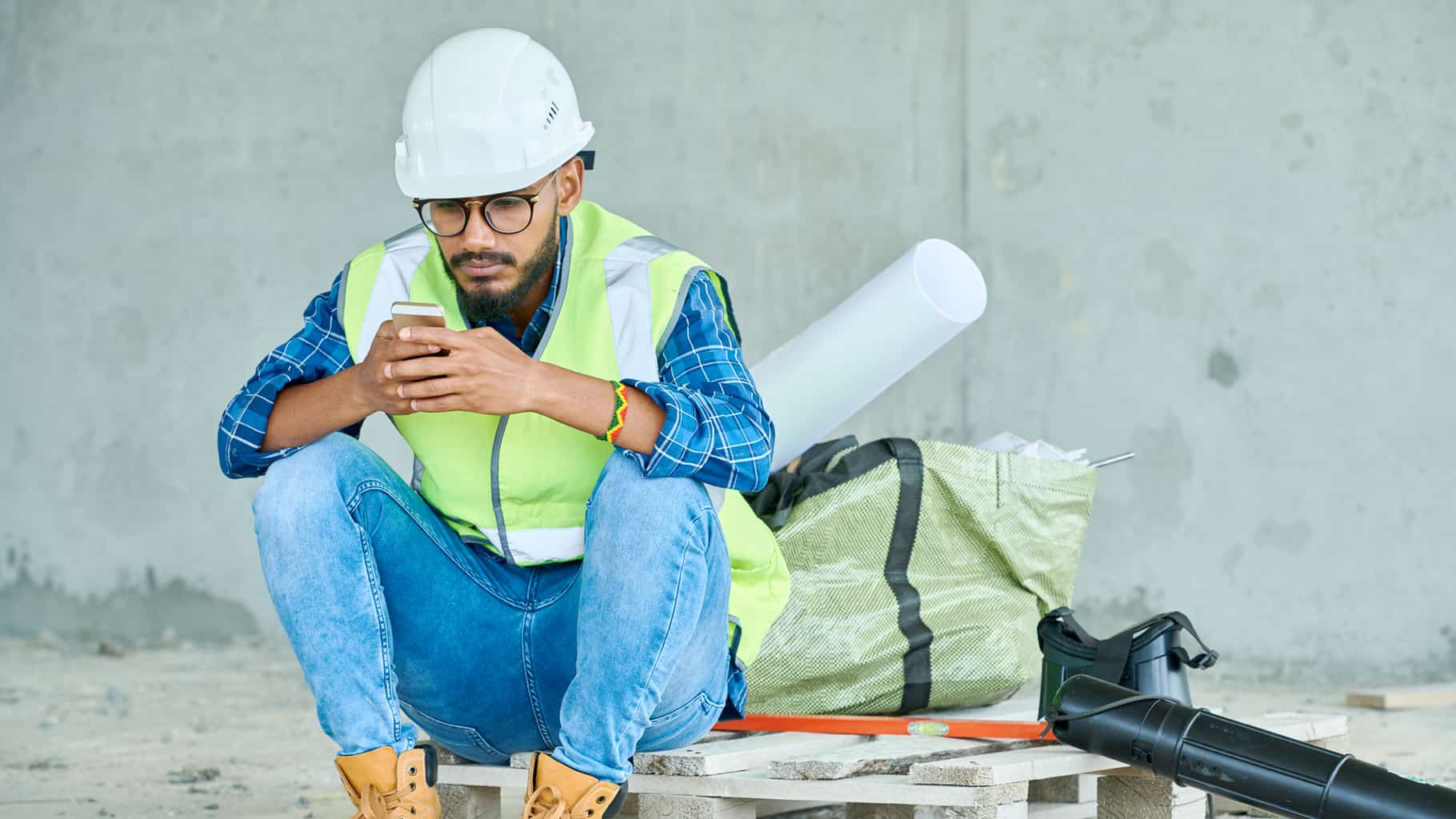 Wonolo brings transparency to the unorganized blue-collar job market (Photo: iStock)