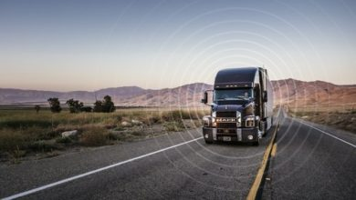 Photo of Mack Trucks builds 100,000th truck with GuardDog Connect