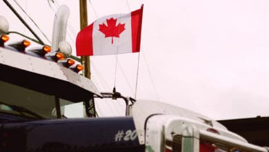 Photo of Maple Leaf Motoring: Transport and warehouse employment jumps in Canada