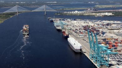 Photo of JAXPORT containerized cargo up 89% since 2013