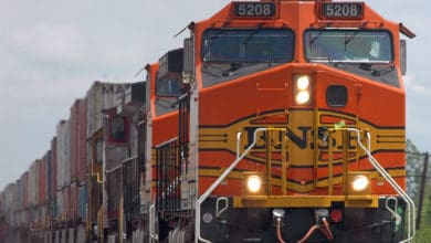 Photo of BNSF sees slight uptick in second-quarter revenue