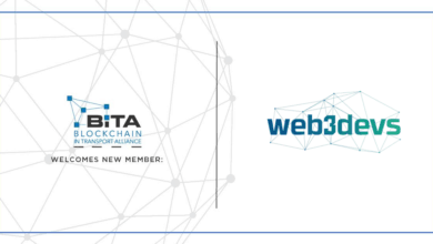 Photo of Web3devs joins Blockchain in Transport Alliance