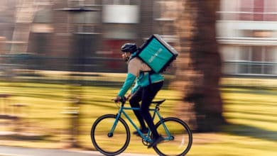 Deliveroo is leaving the German last-mile food delivery market (Photo: Deliveroo)