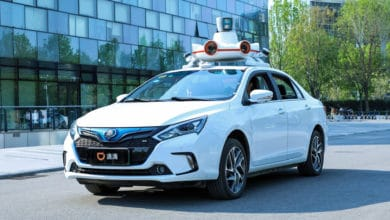 Didi Chuxing spins off its autonomous driving unit into a separate entity (Photo: Didi)