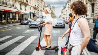 Photo of E-scooter companies pushed to the wall as Paris opts to restrict licenses