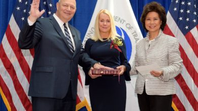 Photo of Former Delta Air Lines safety chief sworn in to lead FAA