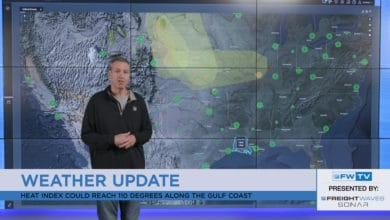 Photo of Threats for more extreme heat, severe storms (forecast video)