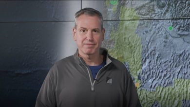 Photo of Tropical Storm Dorian changing course (forecast video)