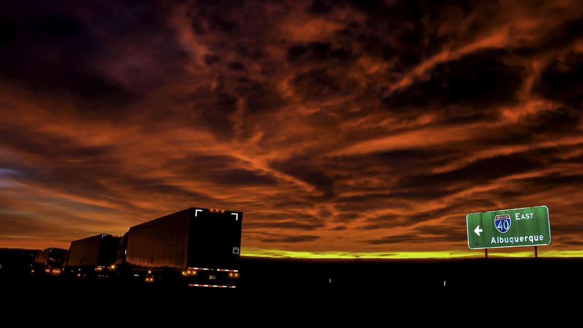 Truck drivers generally pan proposed revisions to hours-of