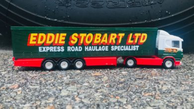 Eddie Stobart fires CEO over bloated financial estimates as pandemonium reigns (Photo: Dean Croke/FreightWaves)