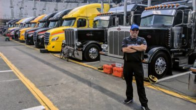 Photo of 'NASCAR roadies:' Truck drivers keep the sport moving