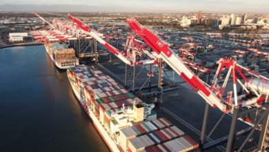 Photo of Latest tariff threat could cause spike in transpacific container rates