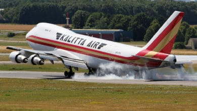 Photo of After nine-year hiatus, Japan Airlines resumes scheduled cargo service in pact with Kalitta Air