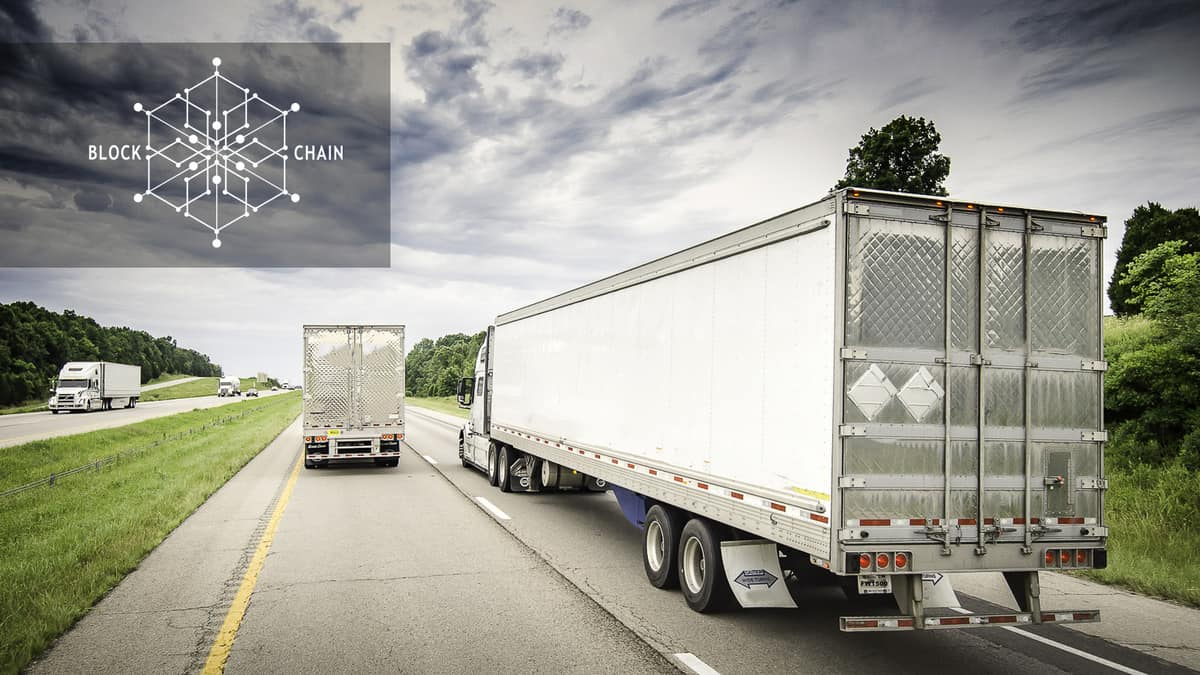 Law firm BakerHostetler develops blockchain-based smart legal contracts for the freight market (Photo: Jim Allen/FreightWaves)