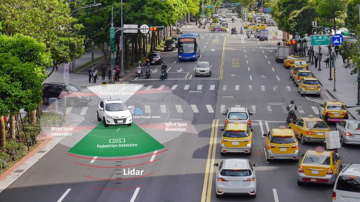 LiDAR company Velodyne sues Chinese firms for patent infringement (Photo: Shutterstock)