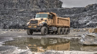 Photo of Mack Defense submits armored heavy dump truck for U.S. Army testing