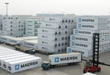 Maersk is the newest entrant into the Indian trucking market (Photo: Maersk)
