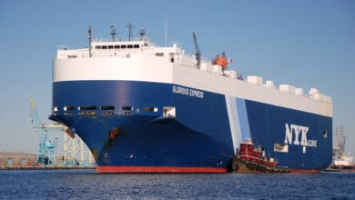 Photo of NYK sees huge decrease in revenues but transforms loss into profit