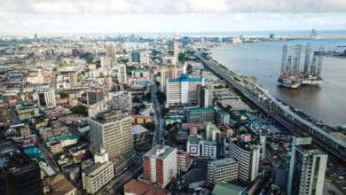 Nigerian digital freight marketplace Kobo360 raises $20 million (Photo: Shutterstock - Lagos Island, Lagos State, Nigeria)