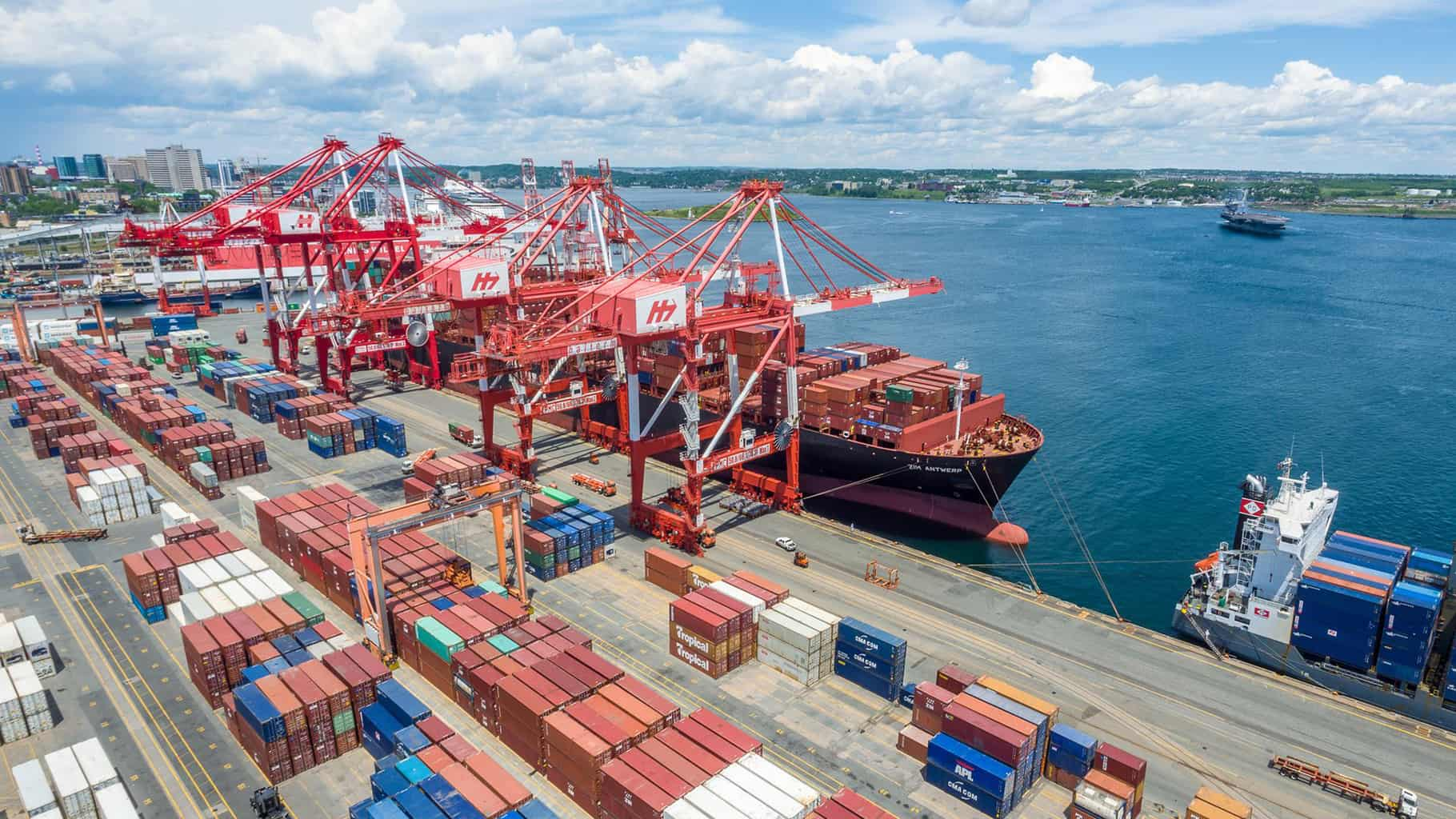 PSA completes acquisition of Halifax container terminal