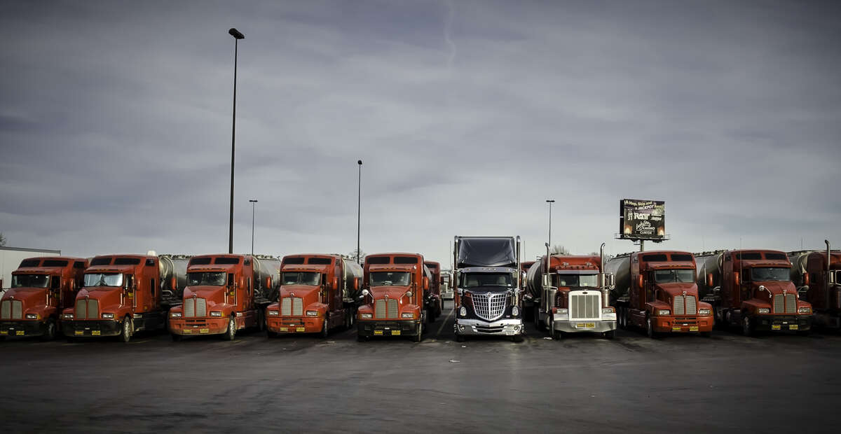 Trucking fleets need introspection and technology to stay ahead in the market (Photo: Jim Allen/FreightWaves)