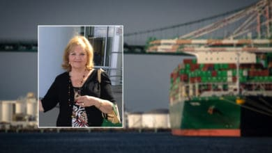 Photo of PR maven blazed trail for women in maritime