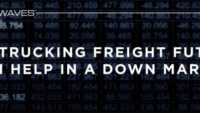 Photo of How Trucking Freight Futures Can Help in a Down Market: A Webinar for Shippers
