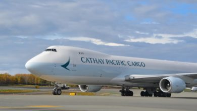 Photo of Cathay Pacific suspends pilot, complies with orders from China