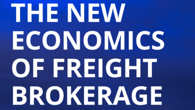 Photo of White Paper – The New Economics of Freight Brokerage