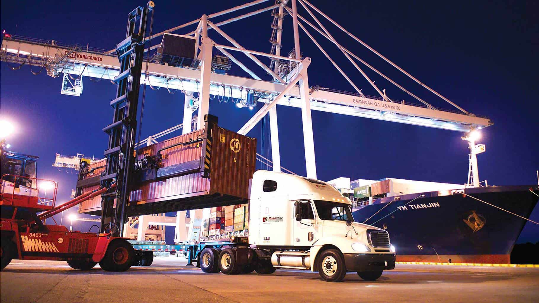 Port Report: RoadOne starts broker to tap owner-operator