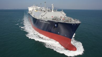 Photo of LNG heats up, boxes continue slide
