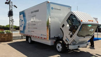 Photo of Maple Leaf Motoring: Quebec last-mile provider to start electric truck deliveries