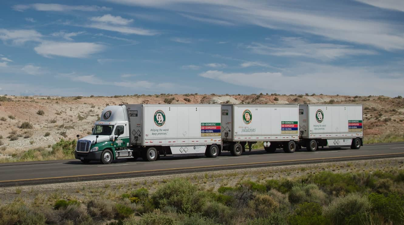 Old Dominion sees continued tonnage weakness in July - FreightWaves