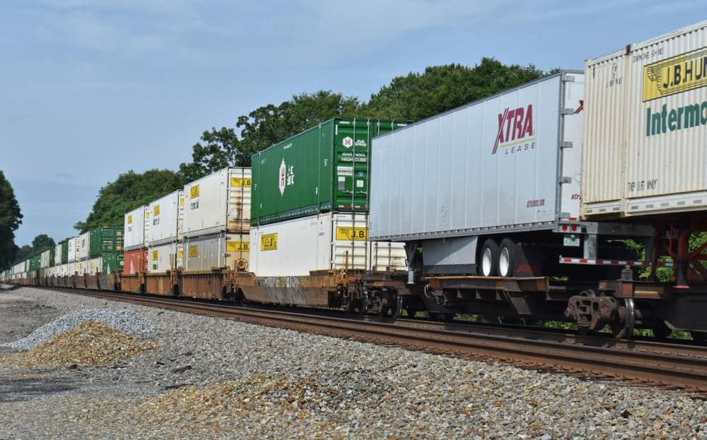 Commentary: Is intermodal rail stalling? - FreightWaves