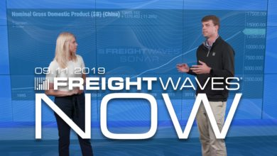 Photo of FreightWaves NOW: Trade talks and fleet size fluctuations