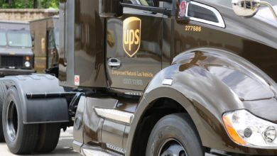 Photo of UPS is converting ground fleets to renewable natural gas