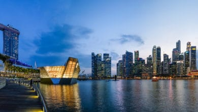 Photo of Singapore and Kuehne + Nagel launch a venture fund for logistics startups