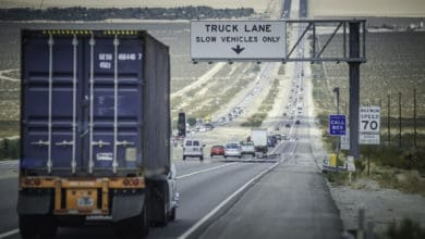 Photo of ATA considers raising diesel tax for truck-only lanes