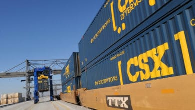 Photo of FreightWaves SONAR releases loaded and empty rail volumes (with video)