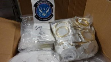 Photo of CBP in Louisville stops $90 million in fake jewelry