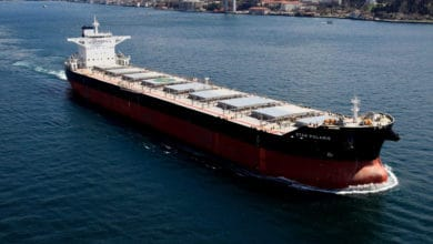 Photo of 'Sizzling' bulkers hit near nine-year high