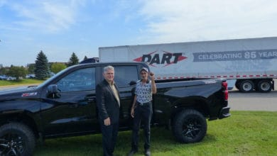 Photo of Today's Pickup: Dart celebrates history, truckers during Driver Appreciation Week