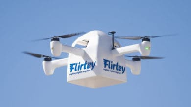 Photo of Flirtey unveils their new delivery drones, FAA approved
