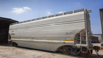 Photo of Greenbrier unveils new covered hoppers for grain shipments
